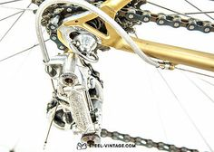 Rauler Special Road Bicycle Classic Vintage Steel Campagnolo