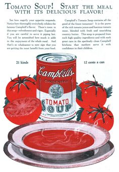 Campbell's Soup - 19251219 Literary Digest