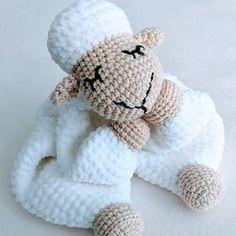 PATTERN ONLY Sleepy Comforter bundle crochet lovey crochet | Etsy Crochet Lovey, Chunky Crochet, Crochet Blanket Patterns, Cute Crochet, Baby Patterns, Crochet Dolls, Amigurumi Doll, Amigurumi Patterns, Baby Security Blanket
