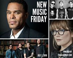NEW MUSIC FRIDAY (July 1, 2016): Maxwell … American Authors … blink-182 … Sara Watkins … MAGIC! … Grace … Fates Warning … Bat For Lashes … Nicola Benedetti … etc. ⇒ http://www.pauseandplay.com/new-releases-july-1-2016  #NewMusicFriday