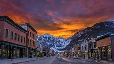 "Telluride was named the ""most beautiful mountain town in the US"" by USA TODAY. This truly is an amazing place to be!"