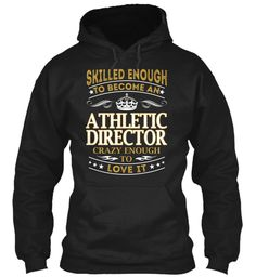 Athletic Director - Skilled Enough