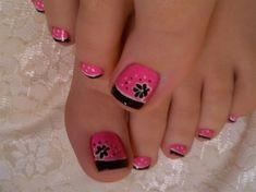 French pedicure designs toenails summer hot pink 63 Ideas for 2019 Pedicure Designs, Pedicure Nail Art, Toe Nail Designs, Toe Nail Art, French Pedicure, Pedicure Ideas, Pink Pedicure, Cute Toe Nails, Fancy Nails
