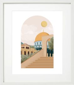 Jerusalem - 8 × 10