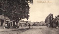 Veghel - Hoogeinde is nu de Sluisstraat