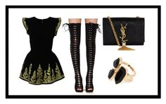 """Untitled #261"" by xclaudi on Polyvore"