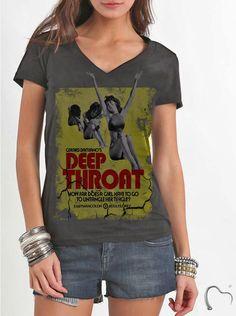 Marjo Tshirts - Deep Throat