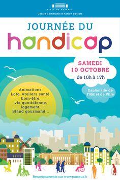 Charming Journée Du Handicap Samedi 10 Octobre