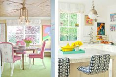 bright and light; designer Ruthie Sommers