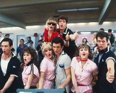 Reason Grease 2 is better than Grease!There's also a song about BOWLING.