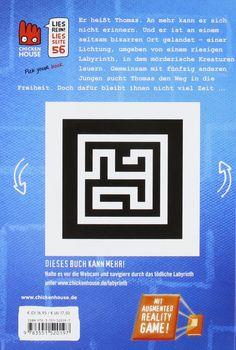 Die Auserwählten - Im Labyrinth: Maze Runner 1 Die Auserwählten - Maze Runner, Band 1: Amazon.de: James Dashner, Anke Caroline Burger: Bücher