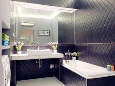 luxury bathroom, luxury design, modern bathroom, black design