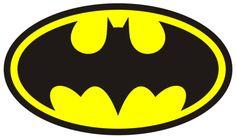 the classic Batman logo