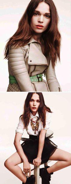 camel/mint inspiration  #style #fashion #camel