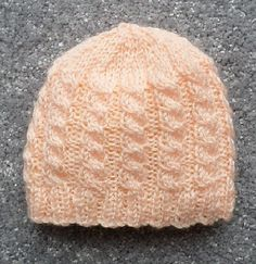 Ravelry: Premature Baby Hats pattern by Esther Kate