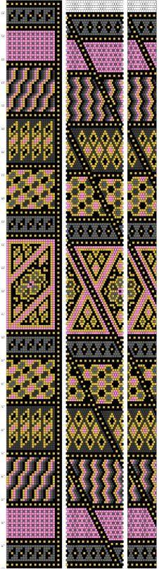 Схемы жгутов от Альбины Тезиной АльТеКо's photos