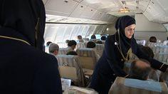 Iran Air inflight service - B727 Flight Attendant - Iran Air (@IranAir_IRI) | Twitter