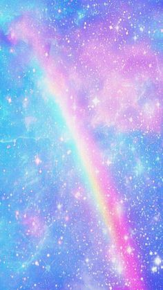 I loove rainbow and pastel galaxy. Cute Galaxy Wallpaper, Rainbow Wallpaper, Glitter Wallpaper, Kawaii Wallpaper, Colorful Wallpaper, Cool Wallpaper, Iphone Wallpaper Unicorn, Star Wallpaper, Cute Wallpaper Backgrounds