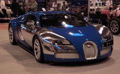 #Bugatti Veyron - Classic Motor... # Like, RePin, Share - Thnx :)