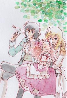 Oscar, Rose, Anime Manga, Princess Zelda, Fan Art, Mamma, Comics, Fictional Characters, Photos