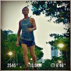 Don't stop! Barry is running... #barryisrunning  #run #runsg #nikeplus #nikerun #nikeplusrun  #running  #runhappy #runnerscommunity #runnerinspiration #runforabettertomorrow #AmigosRunning #correr #Corrida #instarun #instarunner #iphonerunner #iphoneonly #marathontraining #wearetherunners #coolrun #worlderunners  #dontstop #10kmrun