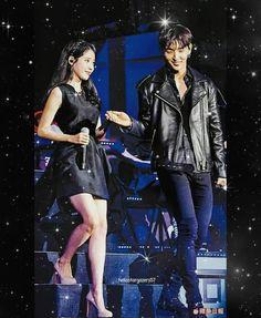 Lee Joon Gi and IU