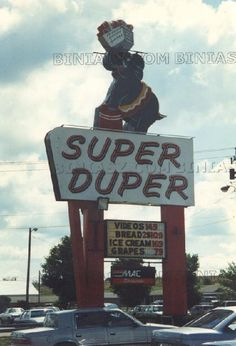 I worked at the Super Duper on Kenmore in high school.