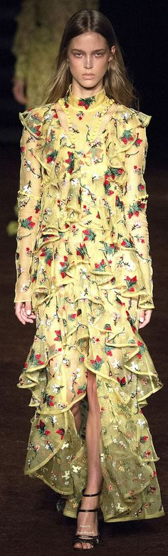 Erdem Collection Spring-summer 2016 Ready-to-Wear