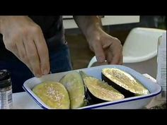 Yotam Ottolenghi cooks Aubergine with Buttermilk Sauce