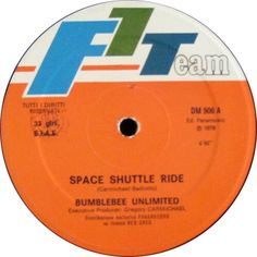 Bumblebee Unlimited - Space Shuttle Ride / I Got A Big Bee