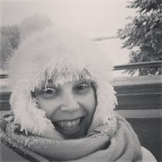 Finnish winter selfie