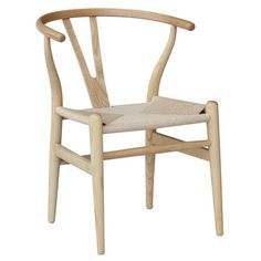 """Features:  -Woodstring collection.  -Material: Wood.  -Seat Color: Beige.  Frame Material: -Wood.  Seat Frame Material: -Wood. Dimensions:  Overall Height - Top to Bottom: -29"""".  Overall Width - Side"""