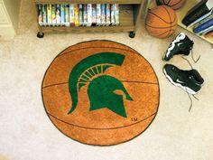 NCAA Michigan State Basketball Doormat