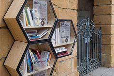 Les Boîtes à Livres : la lecture accessible à tous en libre-service Little Free Libraries, Little Library, Free Library, Metz Ville, Valley Village, Love Box, Inspirational Books, Garden Inspiration, Trip Advisor