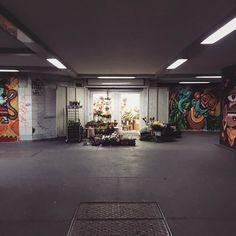 Das andere Berlin #berlin #goeast #marzahn #underground #igersberlin #berlinstagram #ubahn #urbanjungle #urbex #urbanexplorer