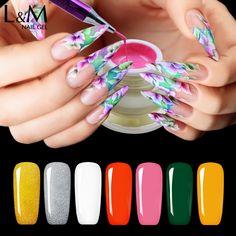 2pcs Lvmay 3D DIY best uv gel nail polish 8g jar painting nail gel for Art nail. Yesterday's price: US $3.00 (2.50 EUR). Today's price: US $3.00 (2.48 EUR). Discount: 70%.