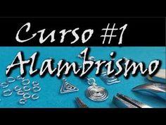 ¡¡¡CURSO DE ALAMBRISMO PASO A PASO #1!!! (Uso de herramientas y técnicas básicas para empezar) - YouTube