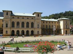 Krynica, Stary Dom Zdrojowy | Flickr - Photo Sharing!