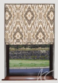 #Artiste #Mosaic #Natural #Roman #Blind #Earth #Colours #Velvet #New #House