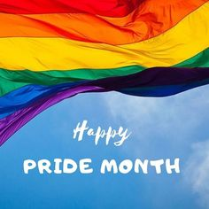 Happy Pride Month! 🏳️🌈🏳️🌈🏳️🌈 . . . #lgbtq #pridemonth #thisbusinesssupportseveryone #etsyshop #claresclothesline Clothes Line, Pride, Happy, Outdoor Decor, Instagram, Ser Feliz, Being Happy