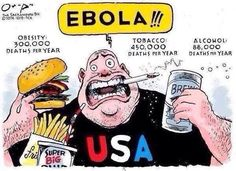 Ebola in USA = 2 reported cases... #... http://www.instrurap.com/