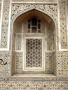 Charisma Arts Arabic Doorway