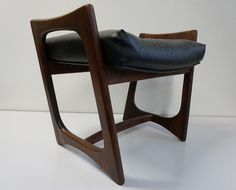 Adrian Pearsall Stingray stool mid century