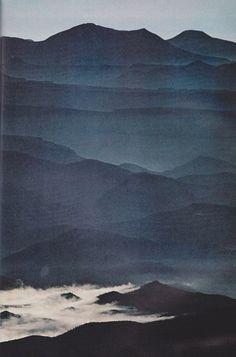 montagne mer