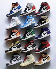 "new style 1a9e9 c7dcd  everysize on Instagram  ""Choose your 3️⃣ favorite Nike Air Jordan 1 pairs  from 2018! 😱 • 📸  brucehatoo  todayskicks  shoes  kicksonfire  nicekicks  ..."