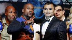 Mayweather vs Maidana weigh-in live Stream today