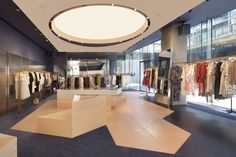 AnyShopStyle Sanlitun Concept Store by WAA | We Achitech Anonymus, Beijing – China » Retail Design Blog