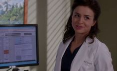 Amelia Shepherd, Caterina Scorsone, Grey's Anatomy, Icons, Tv, Medicine, Greys Anatomy, Symbols, Television Set