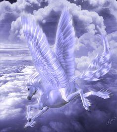 Image detail for -Pegasus Unicorn - Fantasy Animals Wallpaper - Fanpop . Pegasus, Unicorn Fantasy, Unicorn Art, Unicorn Images, Magical Creatures, Fantasy Creatures, Fantasy World, Fantasy Art, Winged Horse