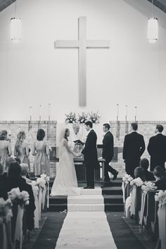 An essential #wedding ceremony shot!